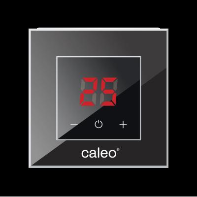 Терморегулятор CALEO NOVA встраиваемый цифровой, 3,5 кВт, черный