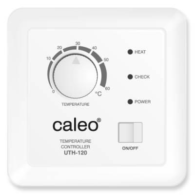 Терморегулятор CALEO UTH-120 встраиваемый аналоговый, 3,5 кВт