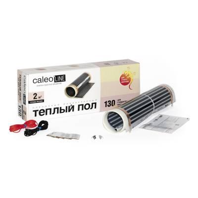 Пленочный теплый пол CALEO LINE 130 Вт/6 м2