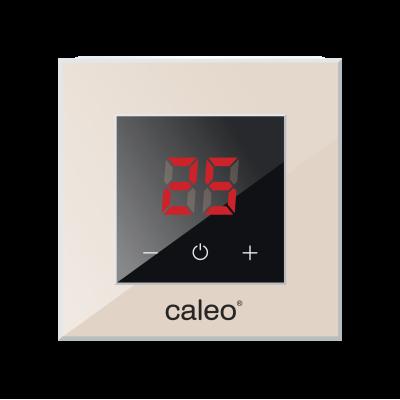 Терморегулятор CALEO NOVA встраиваемый цифровой, 3,5 кВт, бежевый