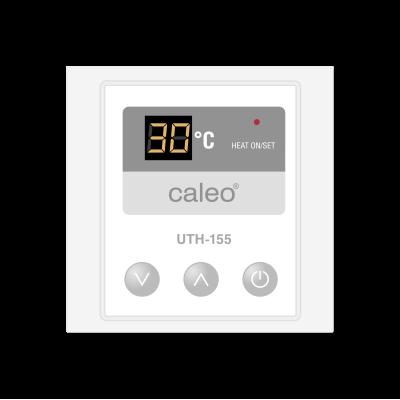 Терморегулятор CALEO UTH-155 накладной цифровой, 2 кВт