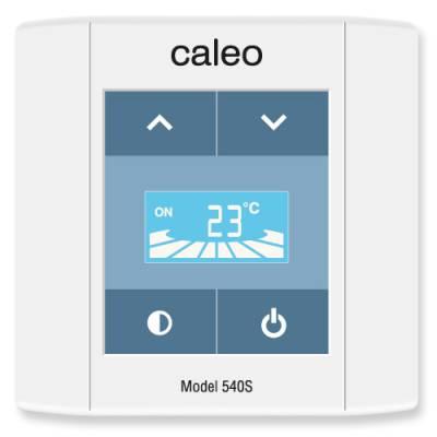 Терморегулятор CALEO 540S накладной цифровой, 4 кВт