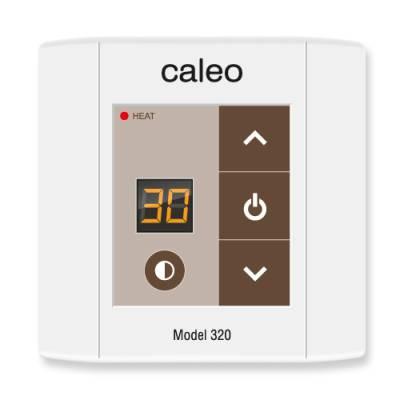 Терморегулятор CALEO 320 встраиваемый цифровой, 2 кВт