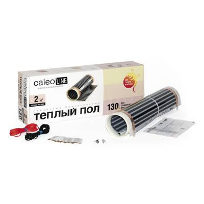 Пленочный теплый пол CALEO LINE 130 Вт/1 м2
